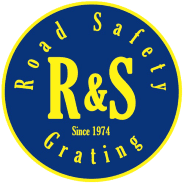 Road Safety Grating Logo